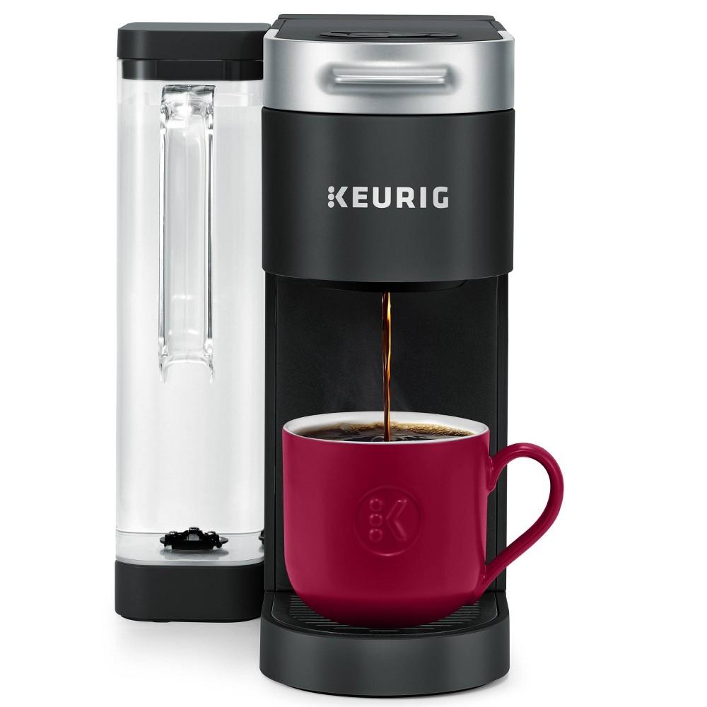Keurig K Supreme 12 Cup Coffee Maker Black