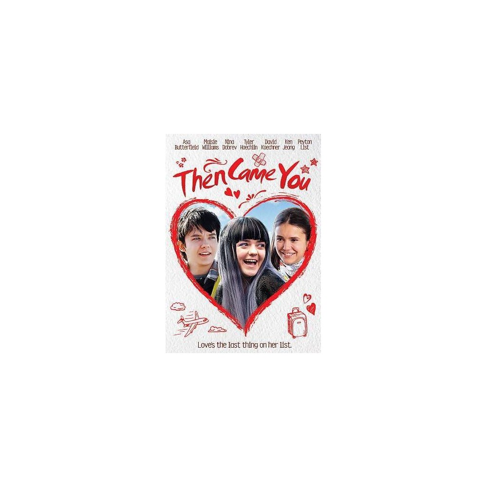 Then Came You (Dvd), Movies