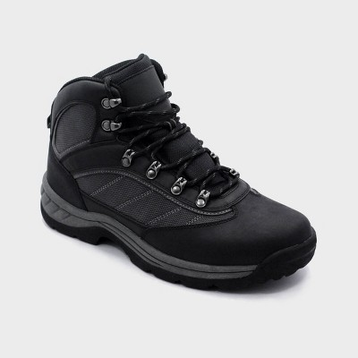 Mens Marcel Hiking Boots - Goodfellow & Co™ Black 7