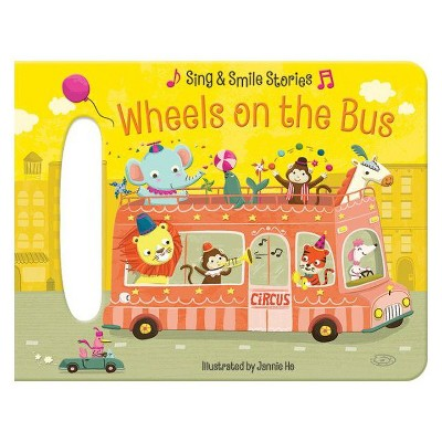 WHEELS ON THE BUS (Board)(Scarlett Wing)