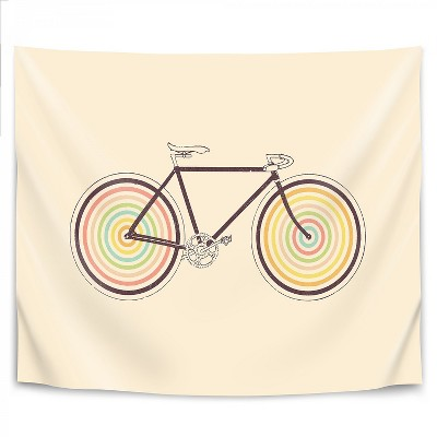 Americanflat Velocolor By Florent Bodart 26 X36 Wall Tapestry Target