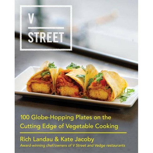 V Street - by  Rich Landau & Kate Jacoby (Hardcover) - image 1 of 1