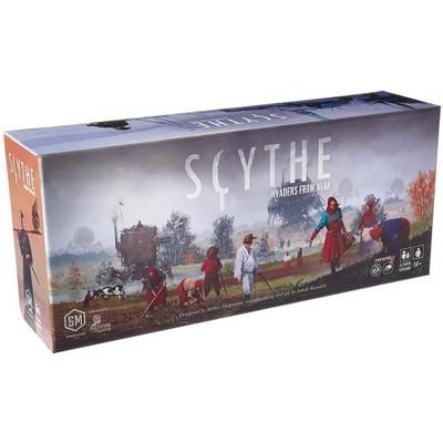 Scythe: Invaders from Afar Game