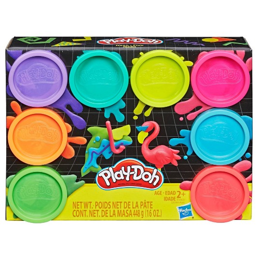 Play-Doh Rainbow Starter Pack image number null