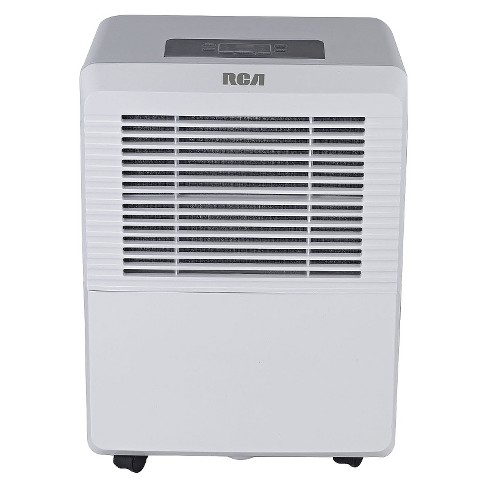 RCA - 50 Pint Dehumidifier - White - image 1 of 1