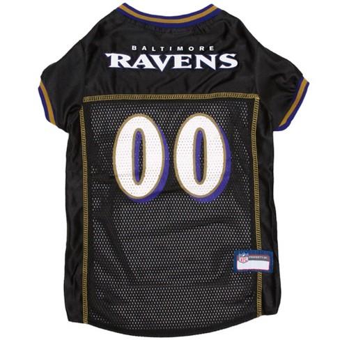 b1d82f475 NFL Pets First Mesh Pet Football Jersey - Baltimore Ravens   Target