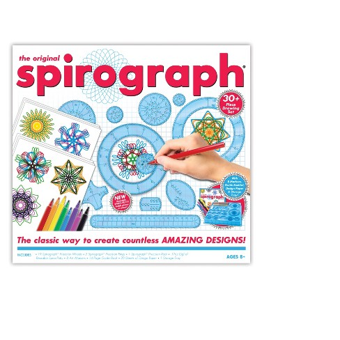 Original Spirograph Kit with Markers - image 1 of 4