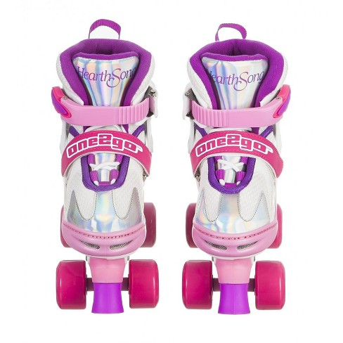 One2Go Adjustable Roller Skates with ABEC 5 Bearings - image 1 of 4