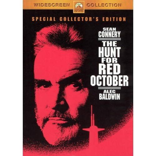 The Hunt for Red October (Special Collector's Edition) (dvd_video)