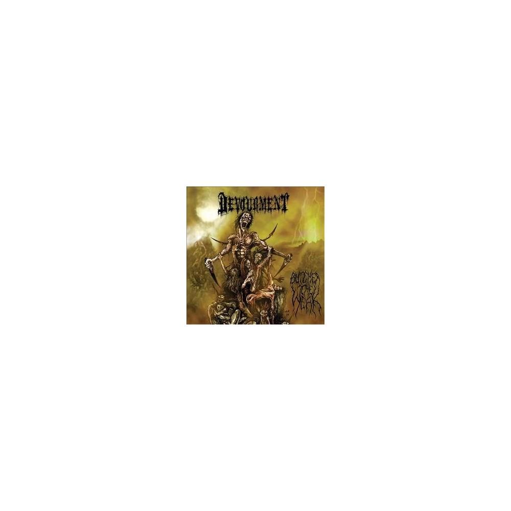 Devourment - Butcher The Weak (CD)