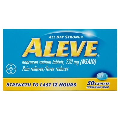 Pain Relievers: Aleve