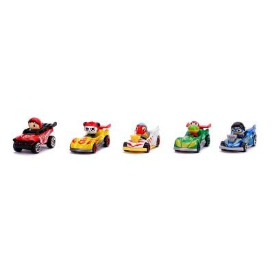 Ryan's World Racer Set 5pk Die Cast Vehicles