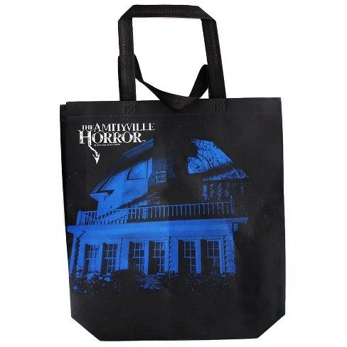 Nerd Block The Amityville Horror Large Canvas Tote Bag - image 1 of 1