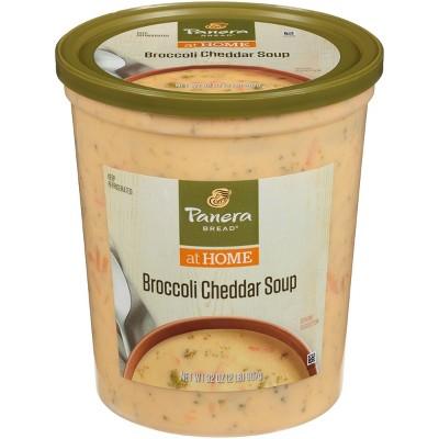 Panera Bread Broccoli Cheddar Soup - 32oz