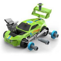 Hot Wheels Ready-to-Race Car Builder