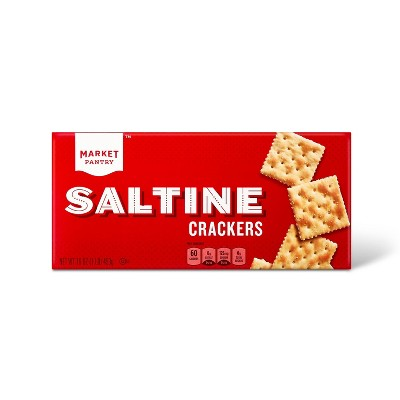 Saltine Crackers - 16oz - Market Pantry™