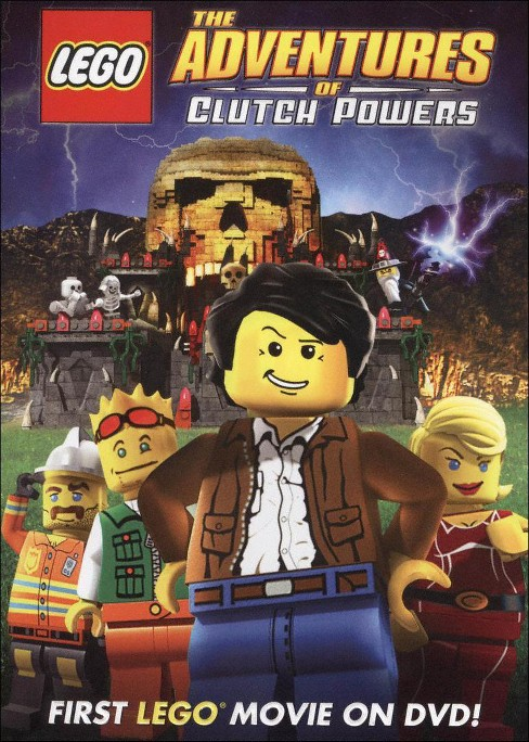 LEGO: The Adventures of Clutch Powers - image 1 of 1