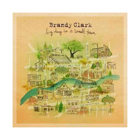 Brandy Clark - Big Day in a Small Town (Vinyl) - image 1 of 1