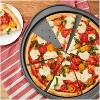 "Wilton 14"" Perfect Results Non-Stick Pizza Crisper Pan - image 4 of 4"