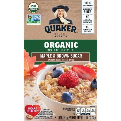 Quaker Instant Organic