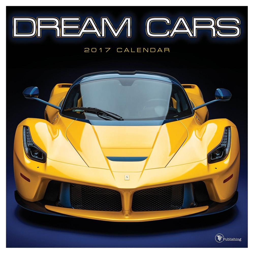 Wall Calendar TF Publishing Multi-colored