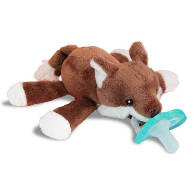 Razbaby Razbuddy Paci Holder JollyPop Fox