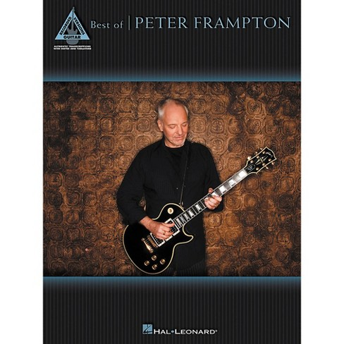 Hal Leonard Best Of Peter Frampton Guitar Tab Songbook - image 1 of 1