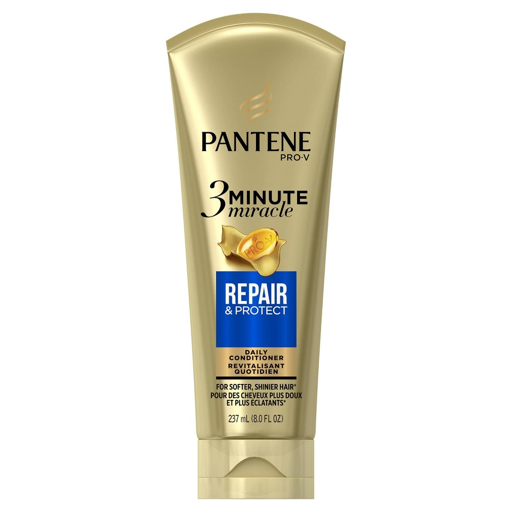 Pantene Repair & Protect 3 Minute Miracle Daily Conditioner - 8.0 fl oz