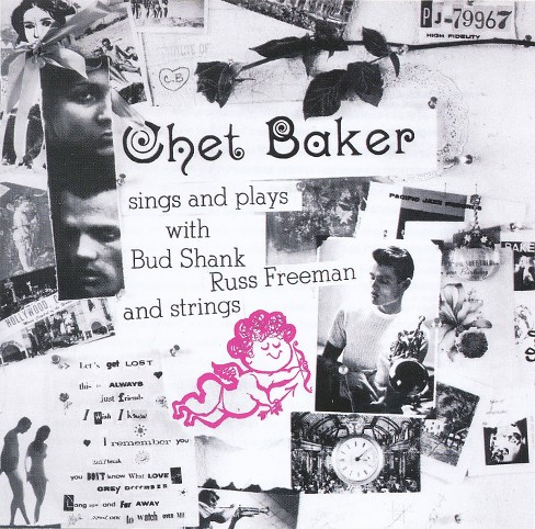 Chet baker - Sings and plays (Vinyl) - image 1 of 1