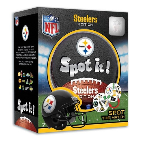 NFL Pittsburgh Steelers Spot It Game - image 1 of 3