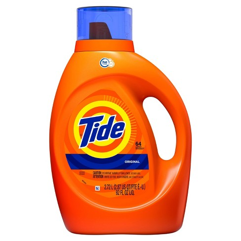 Tide Original High Efficiency Liquid Laundry Detergent - image 1 of 4