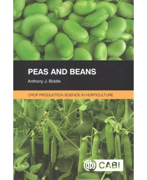 Peas and Beans (Paperback) (Anthony J. Biddle) - image 1 of 1
