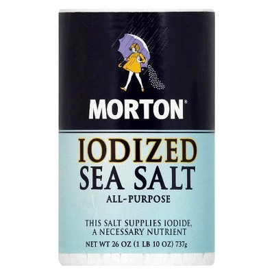 Salt: Morton Sea Salt