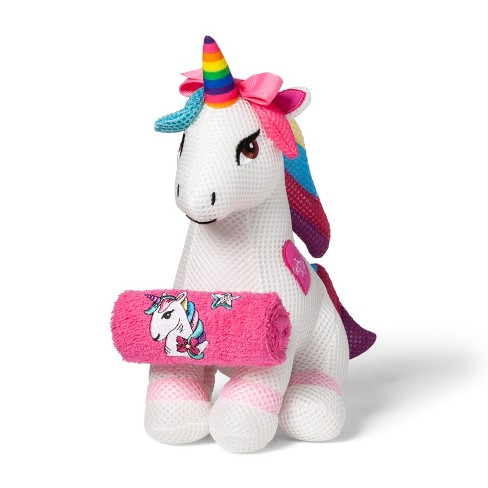 JoJo Siwa Unicorn Wash Mitts - image 1 of 1