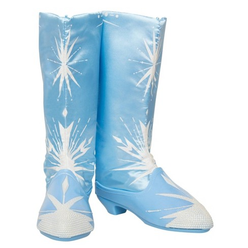 Disney Frozen 2 Elsa Boots - image 1 of 4