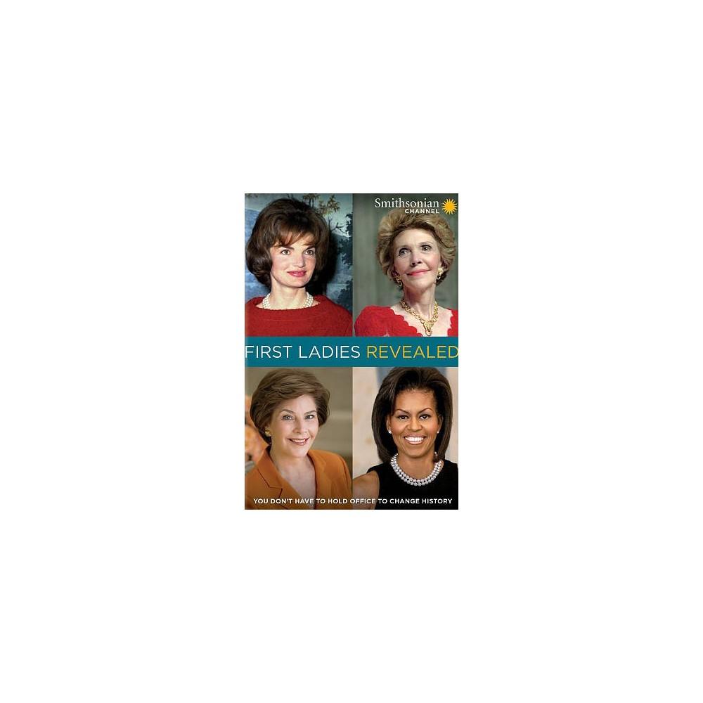First Ladies Revealed (Dvd)