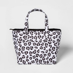 Leopard Lunch Tote - Room Essentals - Room Essentials™