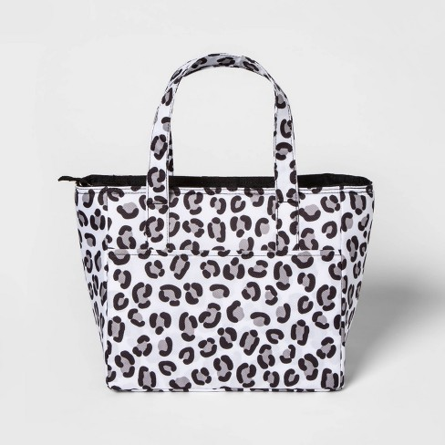 Leopard Lunch Tote Room Essentals