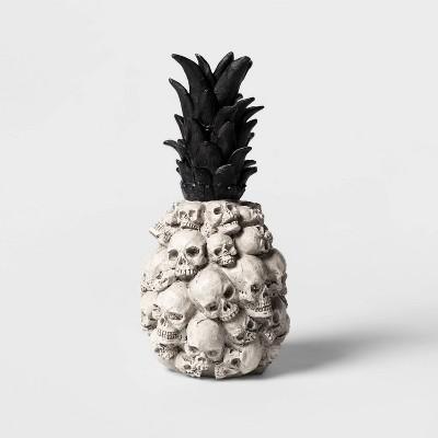 Skull Pineapple Halloween Decoration - Hyde & EEK! Boutique™