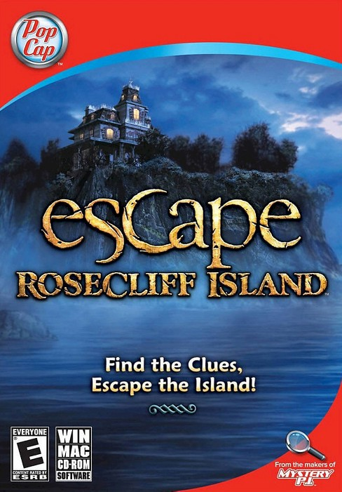 escape: Rosecliff Island - PC Game (Digital) - image 1 of 1