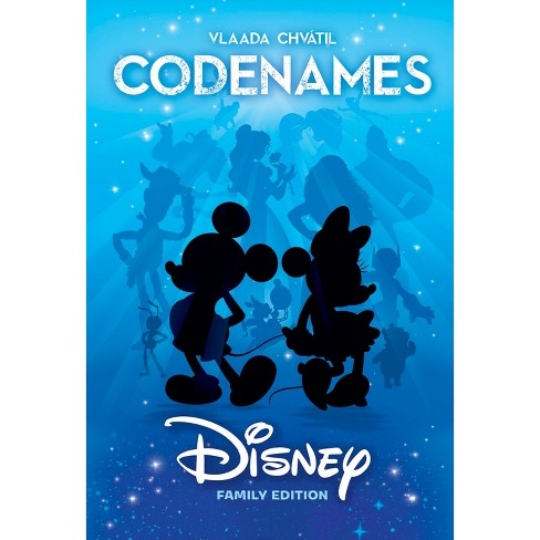 Disney Codenames Board Game - image 1 of 4