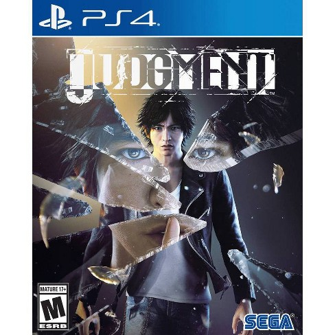 Judgment - PlayStation 4 - image 1 of 4
