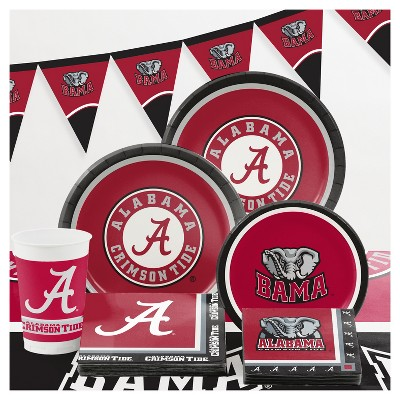 University Of Alabama Party Supplies Collection Target
