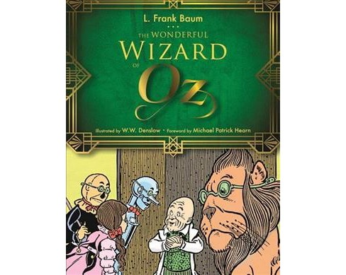 Wonderful Wizard of Oz (Hardcover) (L. Frank Baum) - image 1 of 1