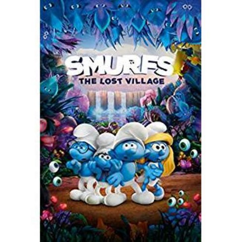 Smurfs: The Lost Village (Blu-ray+ Digital) - image 1 of 1