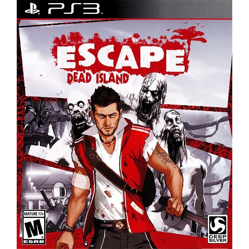 Escape Dead Island PRE-OWNED PlayStation 3 - image 1 of 1
