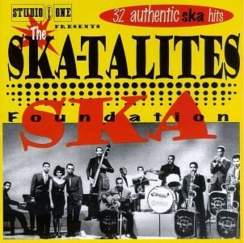 Skatalites - Foundation Ska (CD) - image 1 of 1
