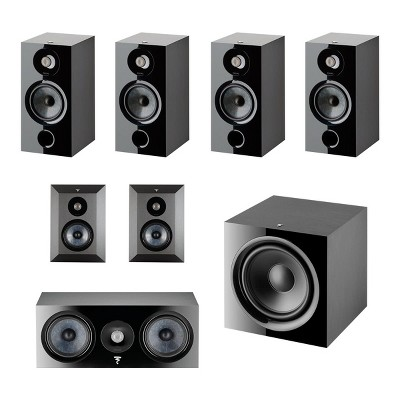 Focal Chora 7.1 Channel Home Theater System (Black)