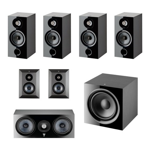Focal Chora 7.1 Channel Home Theater System (Black) - image 1 of 4
