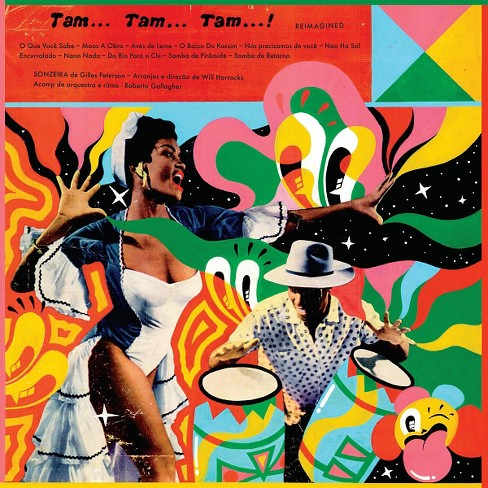 Sonzeiro - Tam tam tam reimagined (Vinyl) - image 1 of 1